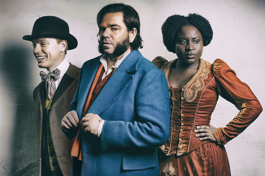 Channel 4 Commissions Objective Fiction Comedy Year of the Rabbit