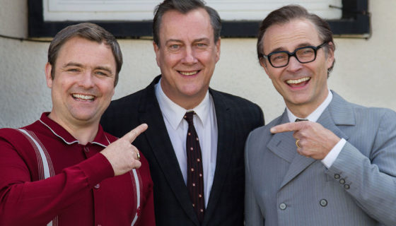 Eric, Ernie and Me nominated for two Broadcasting Press Guild Awards