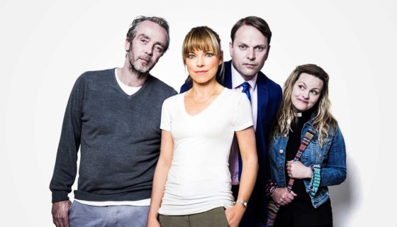 Gold commissions Marley's Ghosts for a second series